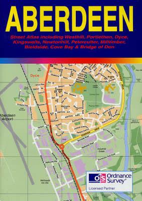 Aberdeen Street Atlas (Paperback)