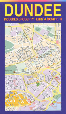 Dundee Street Plan (Sheet map, folded)