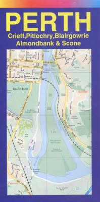 Perth Street Plan (Sheet map, folded)