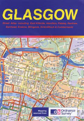 Glasgow Street Atlas (Paperback)