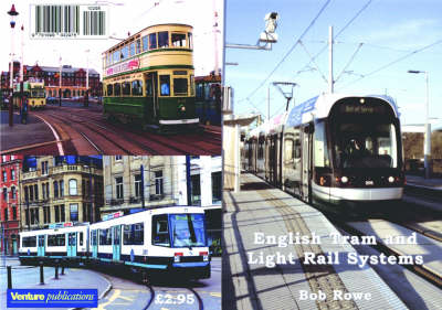 Trams and Light Rail Systems in England 2004 (Paperback)