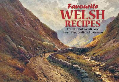 Favourite Welsh Recipes - Favourite Recipes (Paperback)