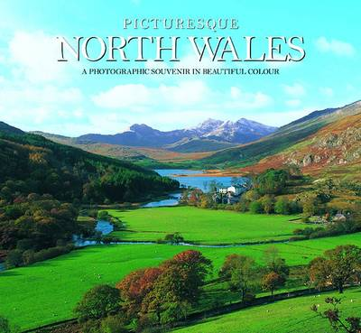 North Wales in Cameracolour: a Souvenir Collection of Superb Colour Photographs - Souvenir picture books (Paperback)