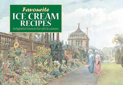 Favourite Ice-Cream Recipes (Paperback)