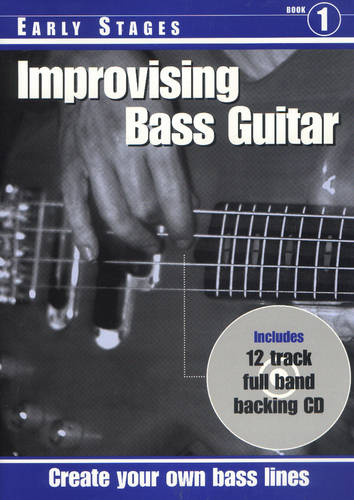 Improvising Bass Guitar: Early Stages