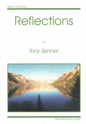 Reflections: Five Piece for Guitar (Paperback)