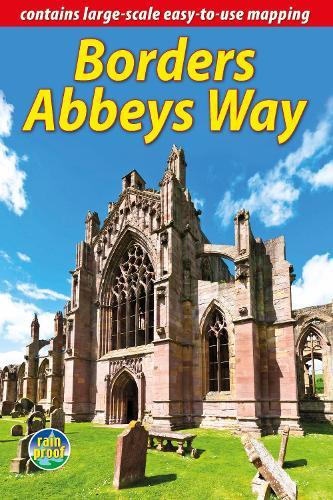 Borders Abbeys Way (Spiral bound)