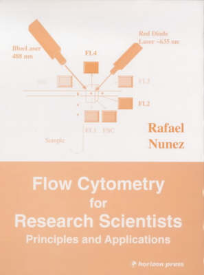Flow Cytometry for Research Scientists: Principles and Applications (Hardback)