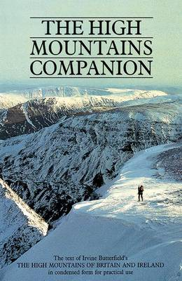 "The High Mountains Companion: A Condensed Version of the Text from ""The High Mountains of Britain and Ireland"" (Paperback)"