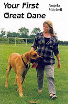 Your First Great Dane (Paperback)
