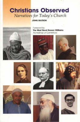 Christians Observed: Narratives for Today's Church (Paperback)