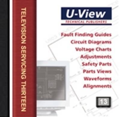 Television Servicing 13 - U-View Television Servicing v. 13 (CD-ROM)