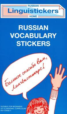 Russian Linguistickers - Home Set (Stickers)