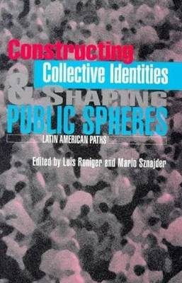 Constructing Collective Identities and Shaping Public Spheres: Latin American Paths (Hardback)