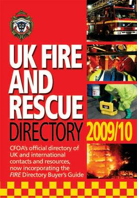 UK Fire and Rescue Directory 2008/09 2008/09 (Paperback)