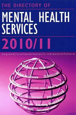 Directory of Mental Health Services 2010/2011 (Paperback)