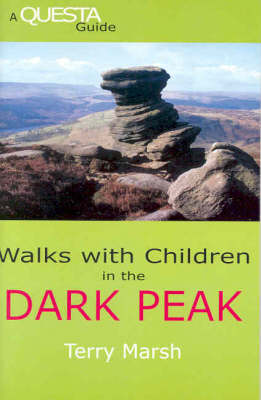 Walks with Children in the Dark Peak (Paperback)