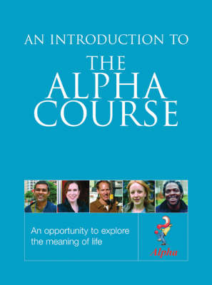 The Alpha Course Introductory Guide (for Leaders) (Paperback)