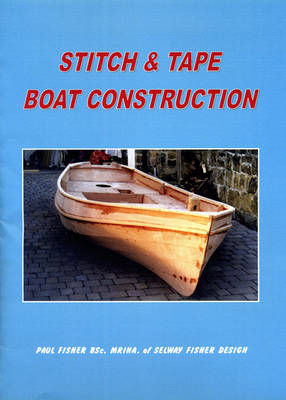 Stitch and Tape Boat Construction (Paperback)