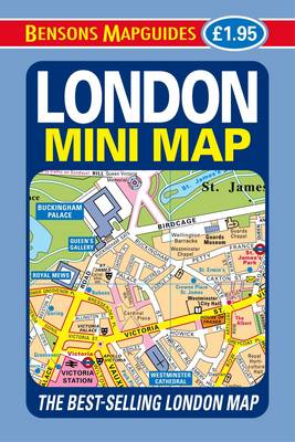 London Mini Map (Sheet map, folded)