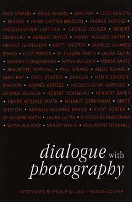 Dialogue with Photography (Paperback)