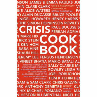 The Crisis Cook Book (Paperback)