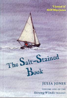 The Salt-Stained Book - Strong Winds Series v. 1 (Paperback)
