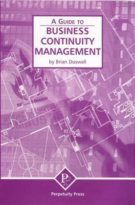 Business Continuity Management (A Guide to) (Paperback)