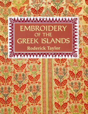 Embroidery from the Greek Islands (Hardback)