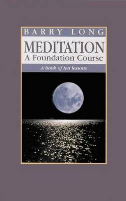 Meditation: A Book of Ten Lessons (Paperback)