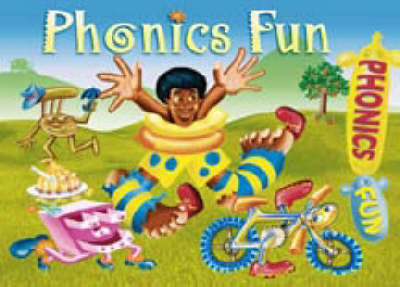 Phonics Colouring Book (Paperback)