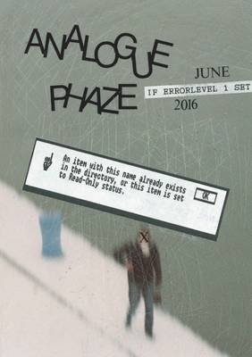 Analogue Phaze June - 2016 - Analogue Phaze