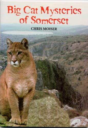 Big Cat Mysteries of Somerset (Paperback)
