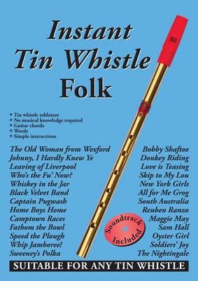 Instant Tin Whistle Folk