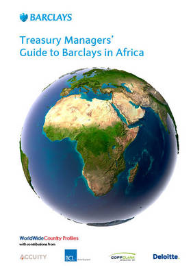 Treasury Managers' Guide to Barclays in Africa 2014 (Paperback)