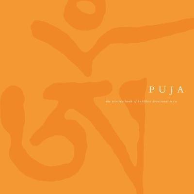 Puja: The Triratna Book of Buddhist Devotional Texts (Hardback)