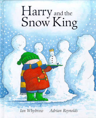 Harry and the Snow King (Hardback)