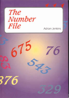 The Number File (Paperback)