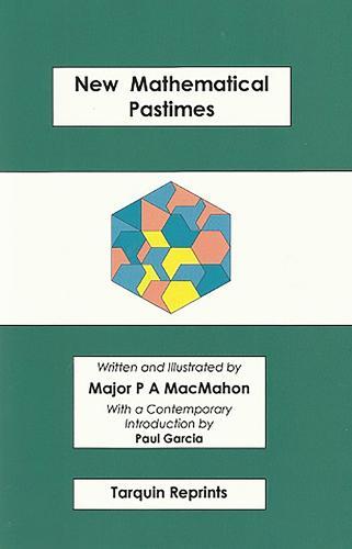 New Mathematical Pastimes (Paperback)