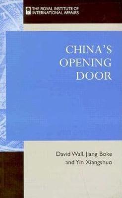 China's Opening Door (Paperback)