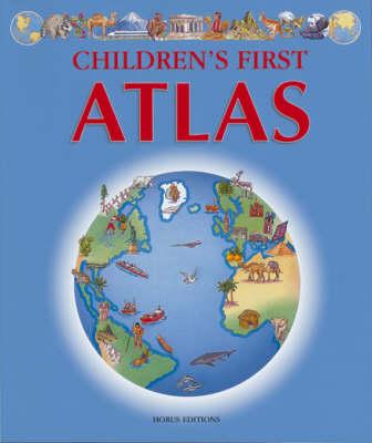 The Children's First Atlas (Hardback)