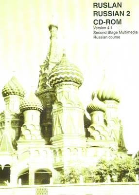 Ruslan Russian 2: Multimedia Beginners Russian Course (CD-ROM)