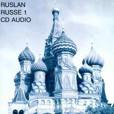 Ruslan Russe 1 (CD-Audio)
