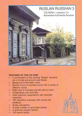 Ruslan Russian 3: Lessons 1-4: Advanced Multimedia Russian (CD-ROM)
