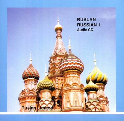 Ruslan Russian 1: A Communicative Russian Course - Recordings (CD-Audio)