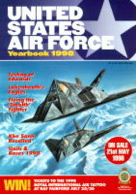 USAF Yearbook 1998 - United States Air Forces Europe Yearbook (Paperback)