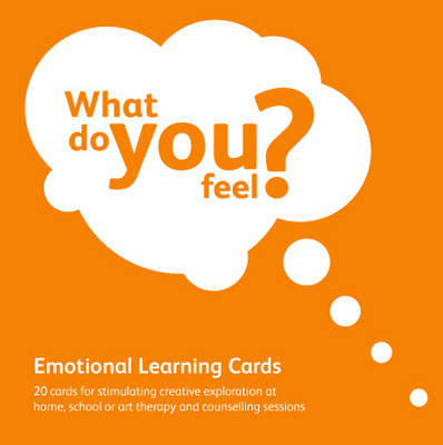 What Do You Feel?: Emotional Learning Cards