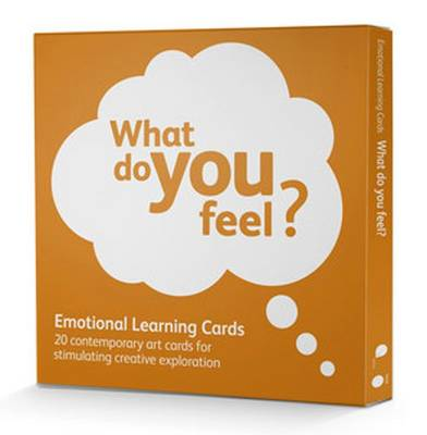 What Do You Feel?: Set 1: Emotional Learning Cards - Emotional Learning Cards 1