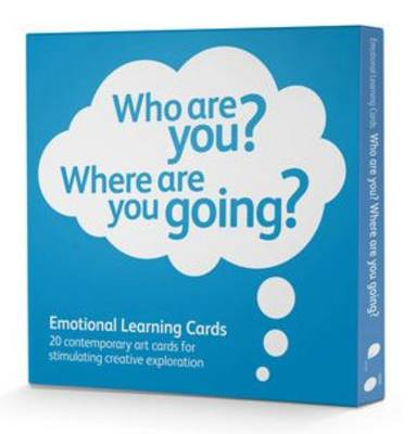 Who are You? Where are You Going?: Set 2: Emotional Learning Cards - Emotional Learning Cards 2