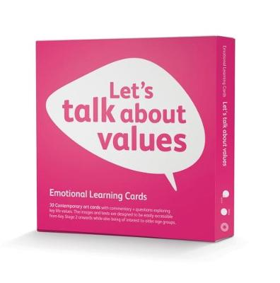 Let's talk about values: Emotional Learning Cards: Shiraz Bayjoo: Emotional Learning Cards - Emotional Learning Cards